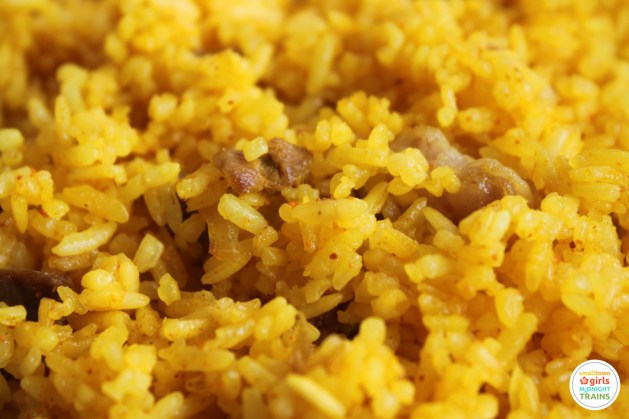 Food_Yellow (Turmeric) Rice