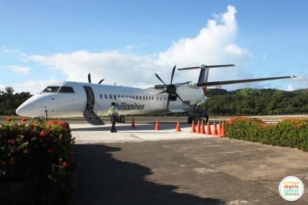 Philippine Airlines flies Manila-Basco v.v. daily