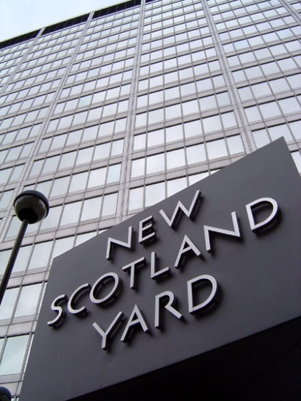 Scotland Yard | ChrisO / Wikimedia Commons
