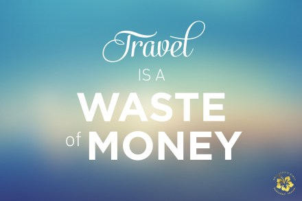 travelwastemoney