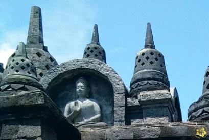 ABuddhist monastery in Bali