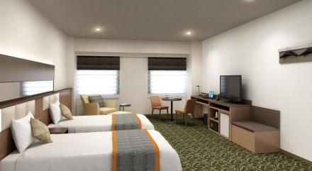 Hotel MyStays Gotanda Station | Image from Booking.com