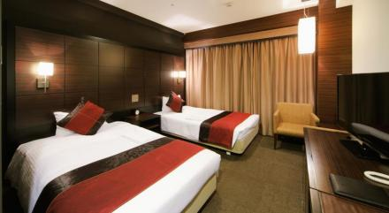Hotel Wing International Premium Tokyo Yotsuya | Image from Booking.com