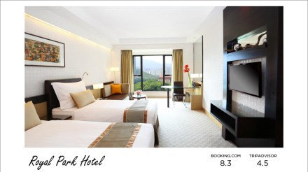Hong Kong hotels - Royal Park Hotel