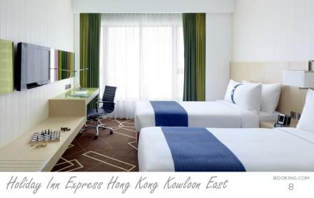best hong kong hotels - Holiday Inn Express Hong Kong Kowloon East