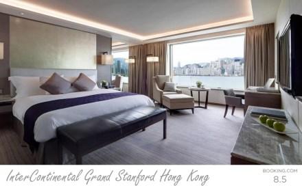 best hong kong hotels - InterContinental Grand Stanford Hong Kong
