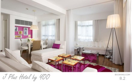 best hong kong hotels - J Plus Hotel by YOO