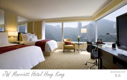 best hong kong hotels - JW Marriott Hotel Hong Kong