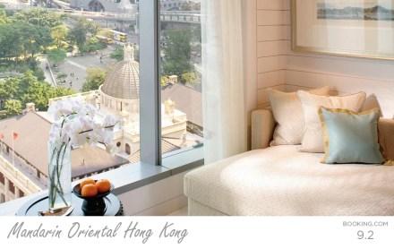 best hong kong hotels - Mandarin Oriental Hong Kong