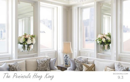 best hong kong hotels - The Peninsula Hong Kong
