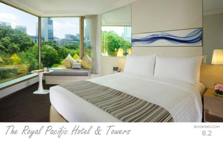best hong kong hotels - The Royal Pacific Hotel & Towers