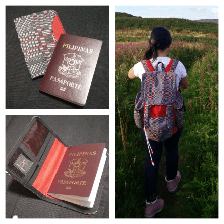 Northloom_Passport Holder_Backpack