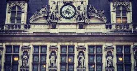SGMT France Paris Hotel de Ville