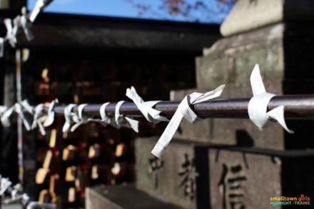 SGMT Japan Kyoto Kiyomizudera Temple 02 Omikuji