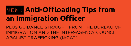 Anti-offloading tips from an Immigration officer