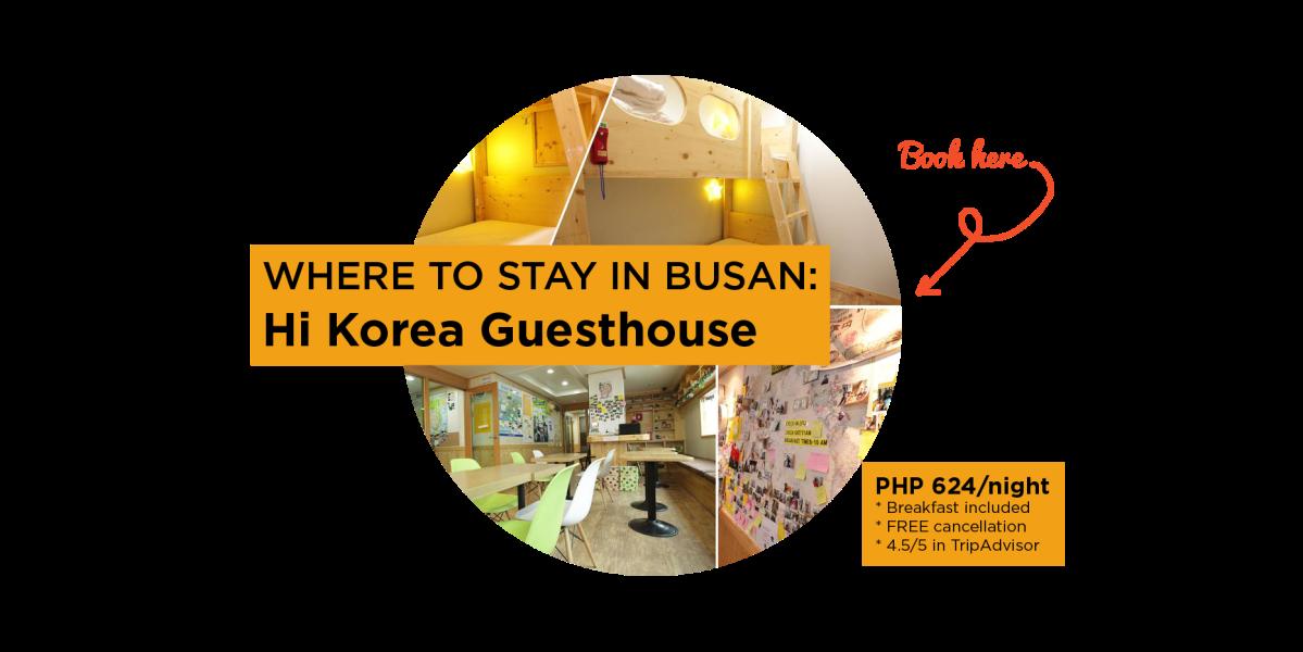 Hi Korea Guesthouse Busan