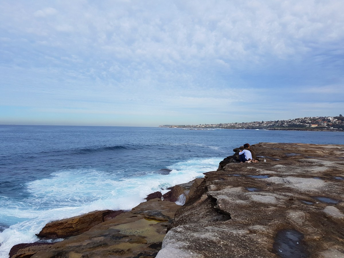 SGMT Australia Sydney_Bondi to Coogee Coastal Walk_15 Clovelly Beach Couple Goals