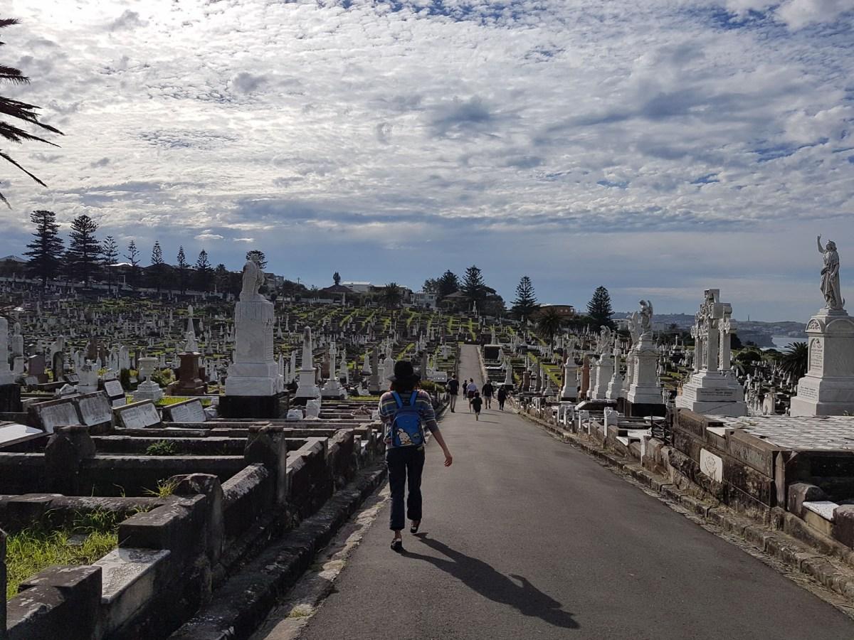 SGMT Australia Sydney_Bondi to Coogee Coastal Walk_18 Waverley Cemetery