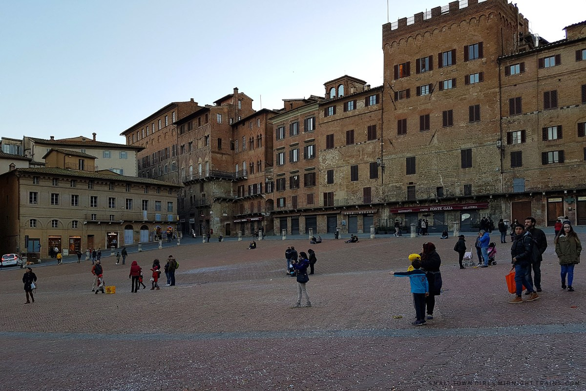 SGMT Italy Siena | Piazza del Campo