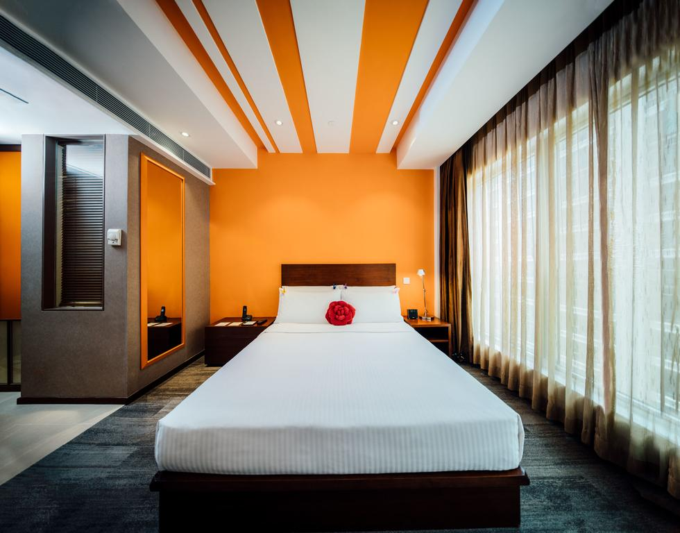 SGMT   Hong Kong Hotels and Hostels Near Train Station   Butterfly on Prat Boutique Hotel