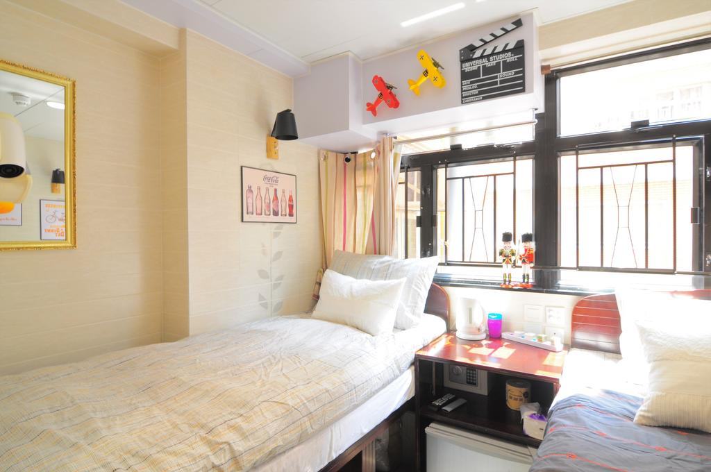 SGMT | Hong Kong Hotels and Hostels Near Train Station | Union Guesthouse