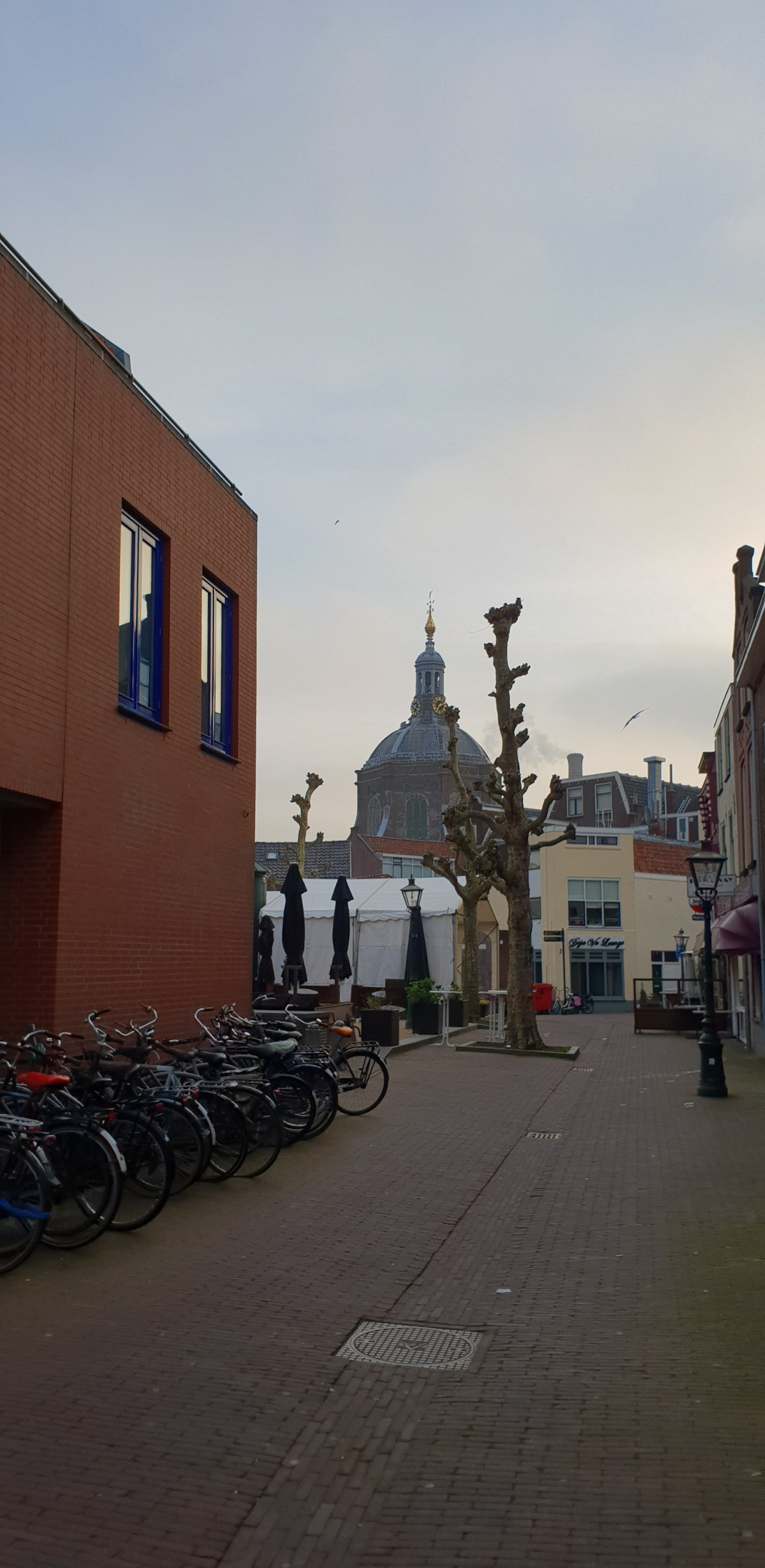 SGMT | Leiden | Church | Architecture