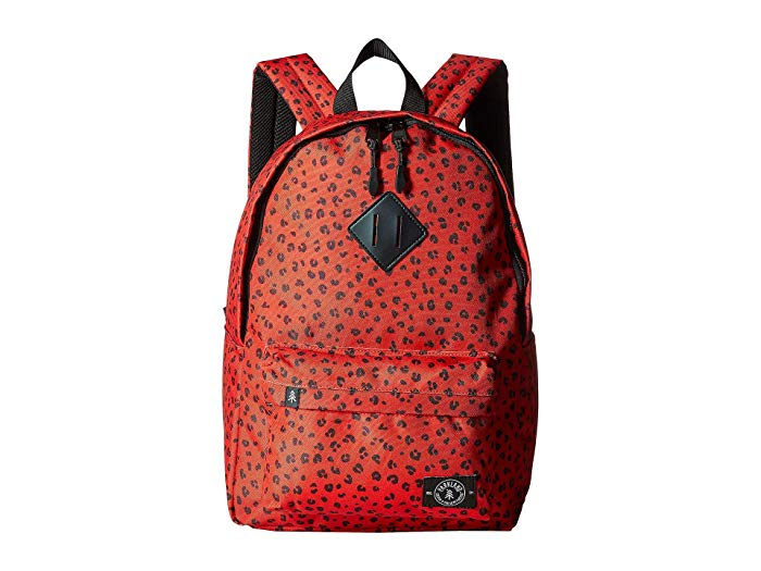 Parkland The Bayside Red Leopard One Size