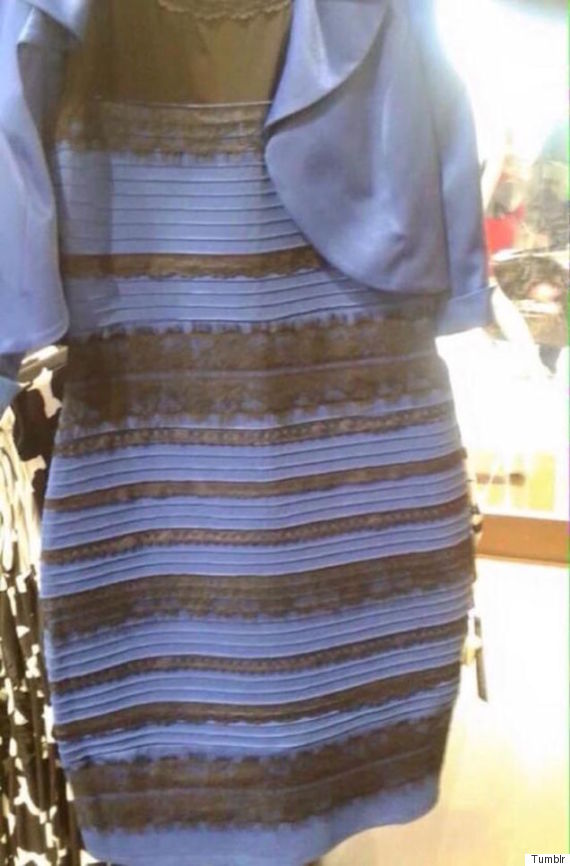 The Dress Matters (sort of)