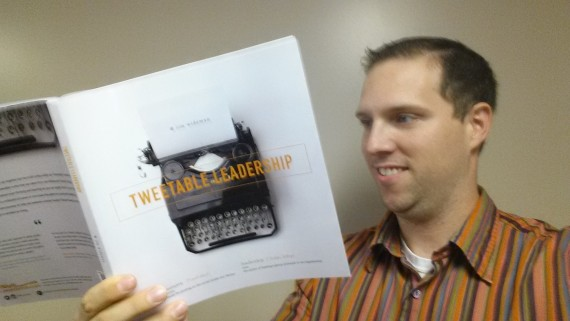 Tweetable Leadership Review and Giveaway