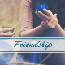 Friendship {Inside the Church}