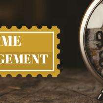 Time Management Foundations {Part 1}
