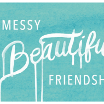 Messy Beautiful Friendship Reading Challenge
