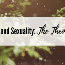 Faithfulness in Marriage and Sexuality: The Theological Foundation