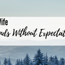 Friends Without Expectations