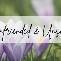 Unfriended & Unseen