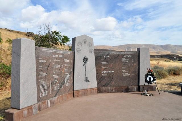 Maryhill Veteran Memorial