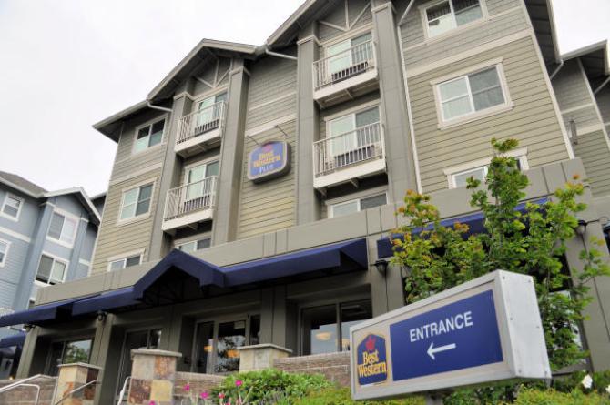 Best Western Plus Bainbridge Island Suites