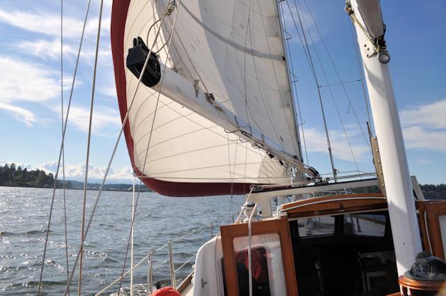 Sail Bainbridge Sailboat