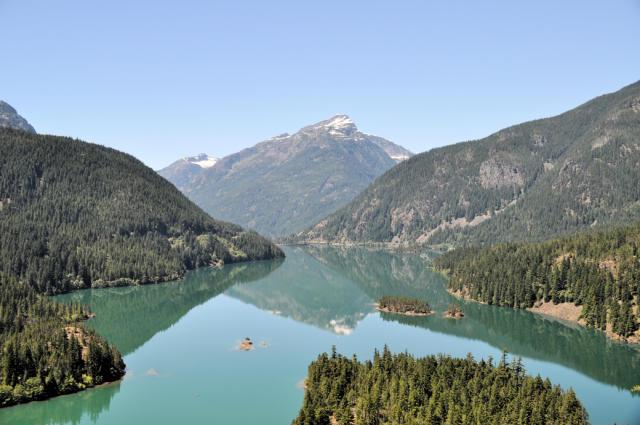 Lake Diable Viewpoint