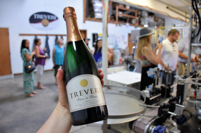 Memorable moments at Treveri Cellars.