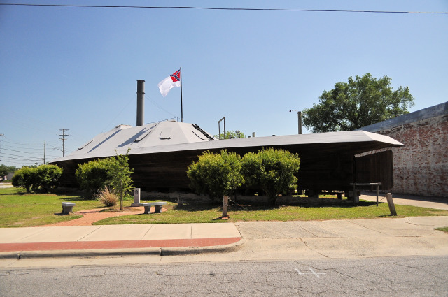 The CCS Neuse II in Kinston, North Carolina.