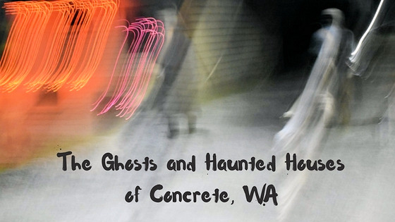 Concrete Ghost Walk