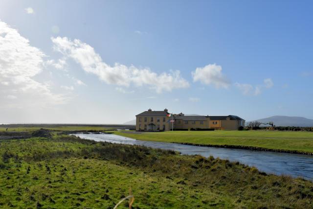 Hogs Head Golf Course in Waterville, Ireland.