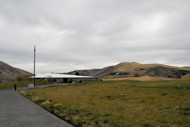 Nez Perce National Historical Park visitor center in Idaho.