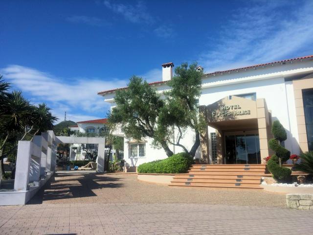 Felgra Palace Hotel in Halkidiki Greece.