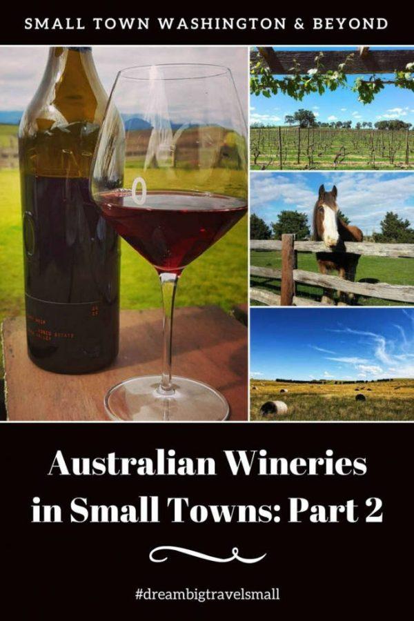Australian wineries.