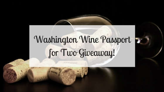 Washington Wine Passport Giveaway