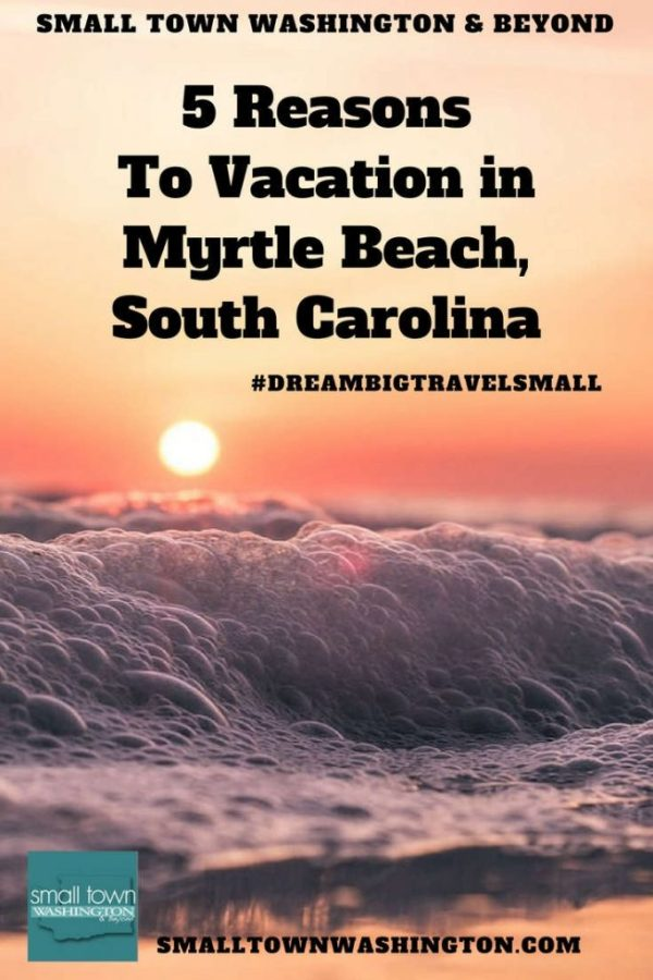 Myrtle Beach South Carolina.