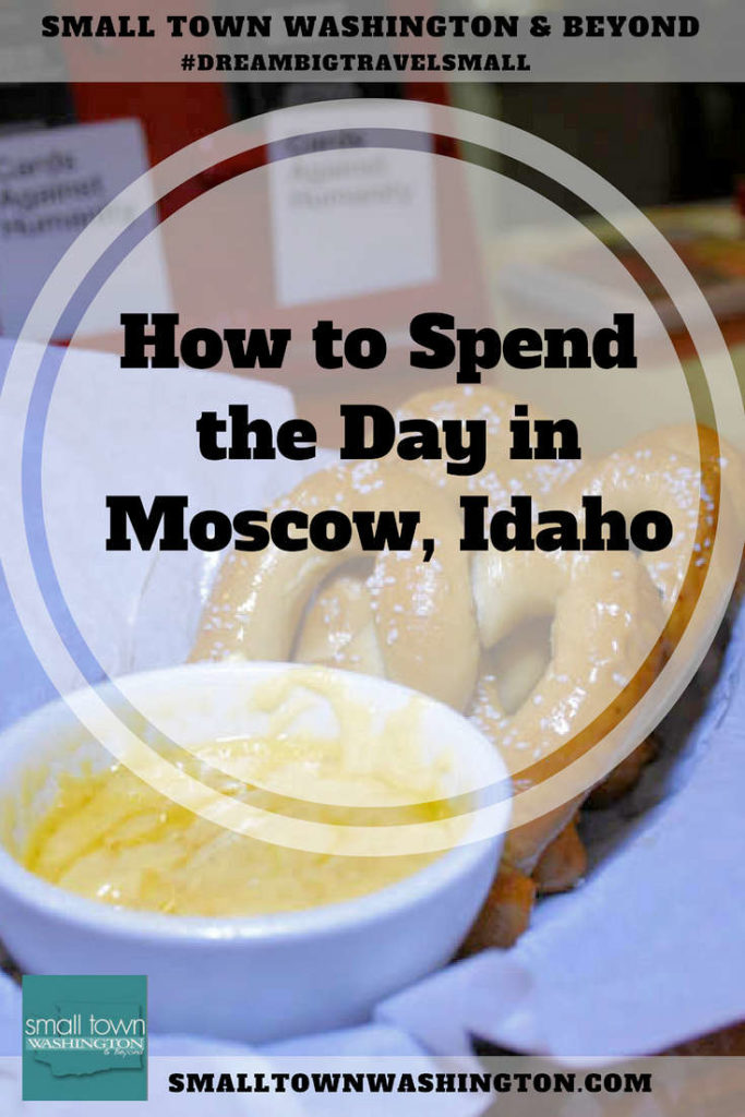 Things to do in Moscow, Idaho.