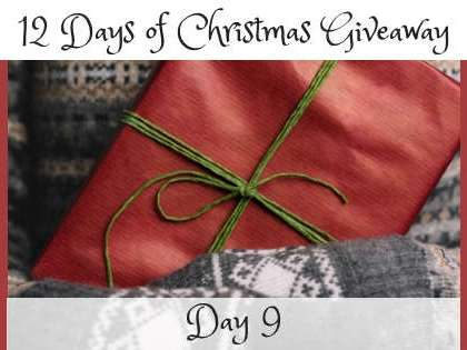 12 Days of Christmas Day 9